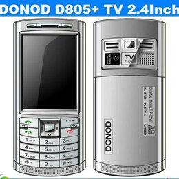 Мобильные телефоны - Телефон TV Donod d805, 0