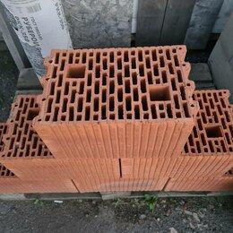 Кирпич - Кирпич крупноформатный поризованный керамический блок, 0