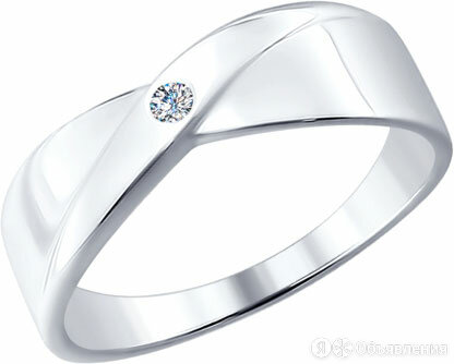 Кольцо SOKOLOV 87010004_s_17 по цене 1870₽ - Кольца и перстни, фото 0