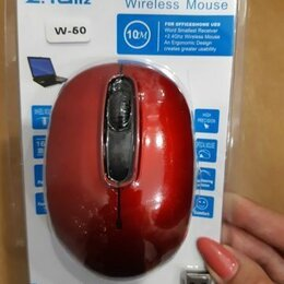 Мыши - Мышка для компьютера новая., 0