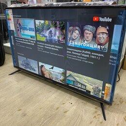 Телевизоры - Телевизор smart tv 42 4к WiFi android (новый), 0
