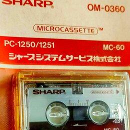 Музыкальные центры,  магнитофоны, магнитолы - SHARP кассеты, 0