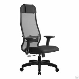 Компьютерные кресла - КРЕСЛО ОФИСНОЕ МЕТТА КОМПЛЕКТ 18/2D, 0