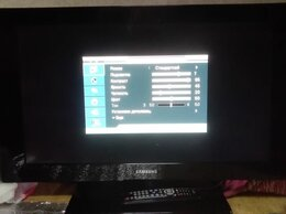 Телевизоры - Телевизор Samsung LE32A556P1F, 0