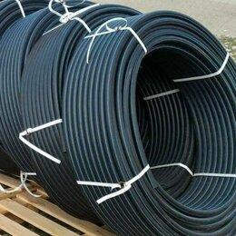Водопроводные трубы и фитинги - Напорная труба для питьевой воды ПНД d90мм ПЭ100, 0
