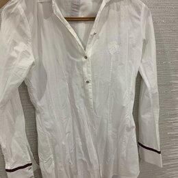 Рубашки - Мужская белая Gucci (оригинал) м, 0