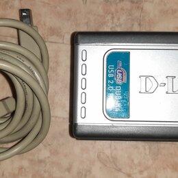 USB-концентраторы - Хаб концентратор DUB-H4, 0