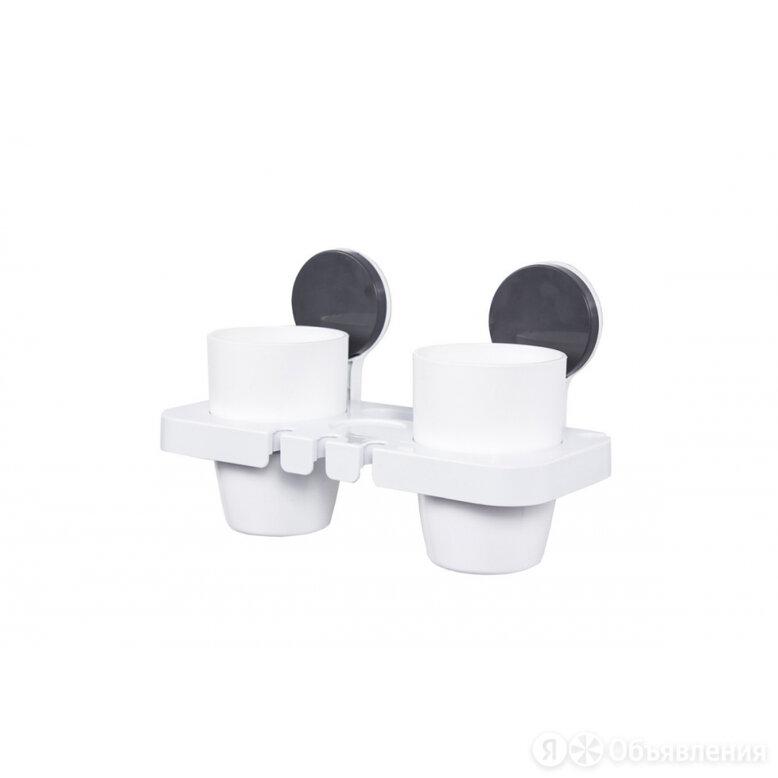 Стаканы для зубных щеток и пасты BRADEX TD 0644 по цене 706₽ - Мыльницы, стаканы и дозаторы, фото 0