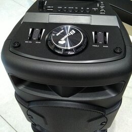 Портативная акустика - Портативная Колонка 300W, 0