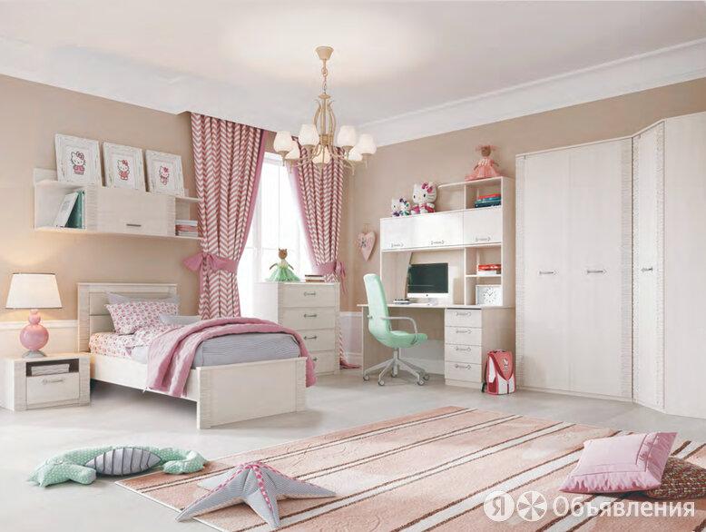 Детский гарнитур Элана Бодега Белая по цене 43880₽ - Кровати, фото 0
