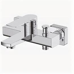 Краны для воды - Смеситель для ванны BelBagno Carin хром CAR-VASM-CRM, 0