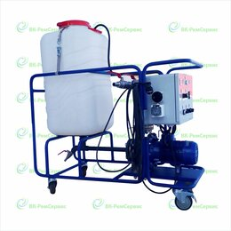 Отопительные системы - УГП «Гидроимпульс»  для гидропневматической промывки систем отопления., 0