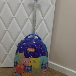 Чемоданы - Детский чемодан на колесиках LATS, 0