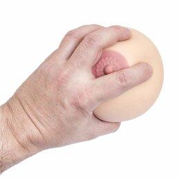 Игрушки-антистресс - Релаксант Грудь (4 размер) антистресс, 0