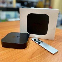 ТВ-приставки и медиаплееры - Apple TV (3-го поколения) A1469, 0