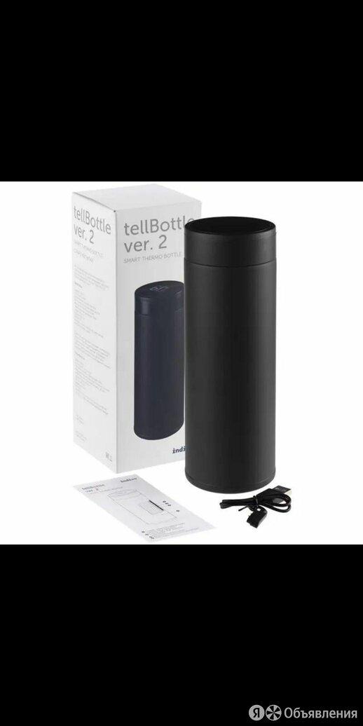 Смарт бутылка термос tellBottle 450 мл по цене 2500₽ - Термосы и термокружки, фото 0