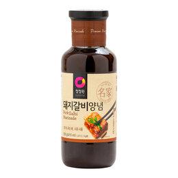 Продукты - Корейский маринад для свинины Daesang, 500 г, 0