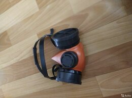 Средства индивидуальной защиты - Респиратор рпг-67 с фильтрами, 0