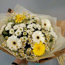 Цветы, букеты, композиции - Букет Полянка, 0