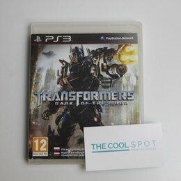 Игры для приставок и ПК - Игра Transformers dark of the moon для Playstation 3, 0