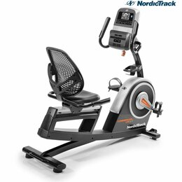 Велотренажеры - Горизонтальный велотренажер NordicTrack Commercial VR21, 0
