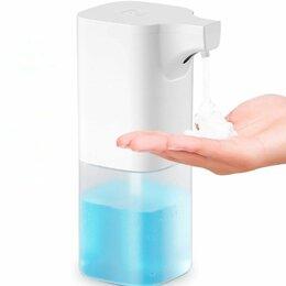 Мыльницы, стаканы и дозаторы - Сенсорный диспенсер дозатор, 0