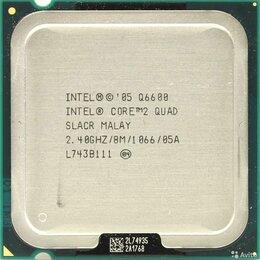 Процессоры (CPU) - Процессор Core 2 Quad Q6600, 0