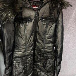 Куртки - Парка женская, 0