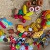 Набор продуктов игрушечные в сумке 140шт. по цене 490₽ - Игрушечная еда и посуда, фото 5