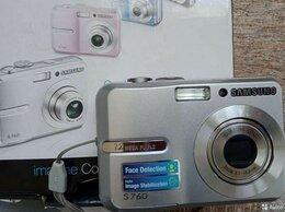 Фотоаппараты - Компактный фотоаппарат Samsung S760, 0