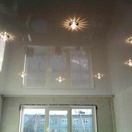 Потолки и комплектующие - Матовый натяжной потолок, 0