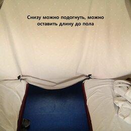 Ворота безопасности, перегородки - Шторка Большая для плацкарты, 0