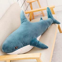 Мягкие игрушки - Мягкая игрушка Акула 140см, 0
