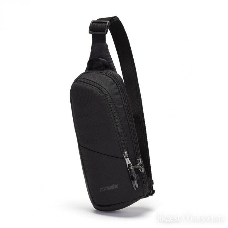 Сумка-антивор Pacsafe Vibe 150 sling по цене 6749₽ - Рюкзаки, фото 0