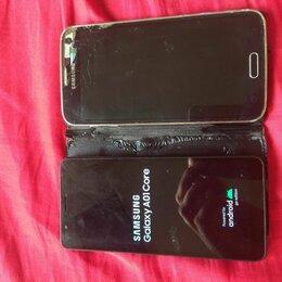 Мобильные телефоны - Samsung S5, A01, 0