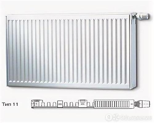 Стальной панельный радиатор Тип 11 Buderus Радиатор K-Profil 11/300/2000 (48)... по цене 6690₽ - Радиаторы, фото 0