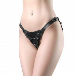 Подгузники - Трусики для страпона Eva Black (OS) Черный, 0