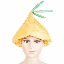 Тарелки - Маска шапка для детей Лук МХ-КС134, 0