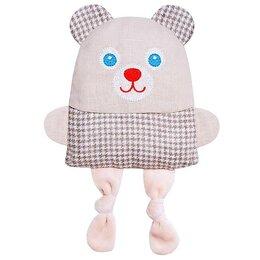 Развивающие игрушки - Развивающая игрушка с вишневыми косточками 'Крошка Мишка. Доктор мякиш', 0