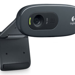 Веб-камеры - WEB-камера Logitech WebCam C270 (960-001063), 0