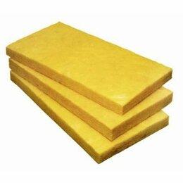 Изоляционные материалы - МИНЕРАЛОВАТНАЯ ПЛИТА ППЖ-200 ( 1000*500*50 ) Обьем упаковки  0,1 куб.м  ), 0