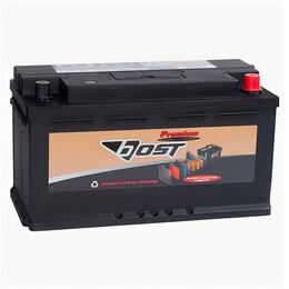 Перевозка багажа - Аккумулятор Bost Premium 61044 110 Ач 900А обр. пол., 0