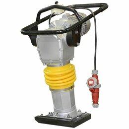 Вибротрамбовочное оборудование - Вибротрамбовка электрическая TSS HCD80B, 0