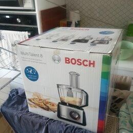 Кухонные комбайны и измельчители - Кухонный комбайн bosch multitalent mcm68885, 0