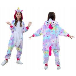 Кигуруми - Пижама кигуруми Звездный единорог, детский, 110-120 см, 0