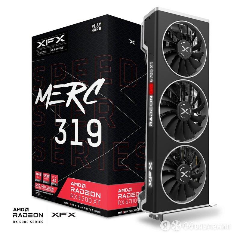 Видеокарта XFX SPEEDSTER MERC 319 AMD Radeon RX 6800 XT BLACK (Оплата: для Юр... по цене 187840₽ - Видеокарты, фото 0