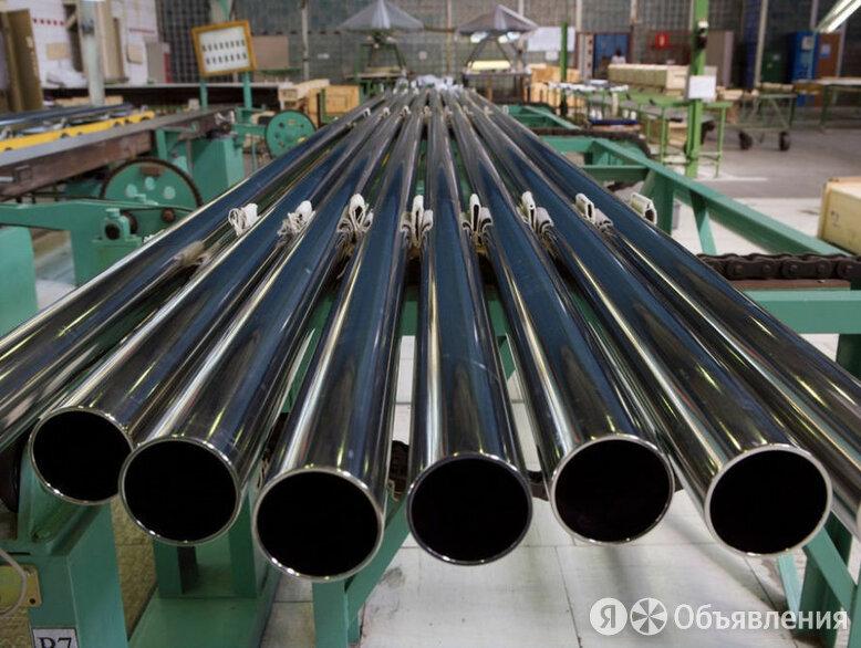 Труба нержавеющая бесшовная 63 мм 12х18н10т ГОСТ 9941-81 по цене 250₽ - Готовые строения, фото 0