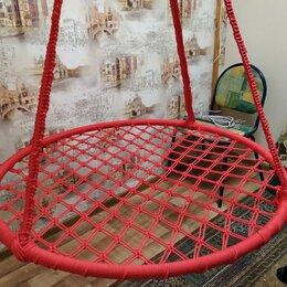 Подвесные кресла - Подвесное кресло из обруча, 0