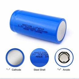Батарейки - Аккумуляторы LiFePO4 32700 6500mAh новые, 0