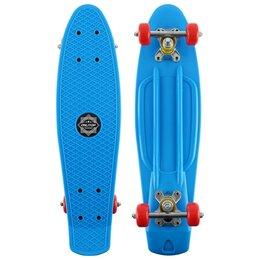 Скейтборды и лонгборды - Скейтборд M-450, размер 56x14 см, колеса PVC d=50 мм, 0